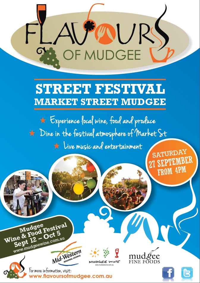 Flavours of Mudgee Details