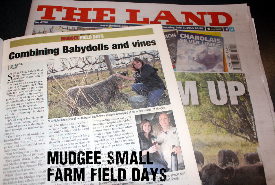 Mudgee Small Farms Field Days