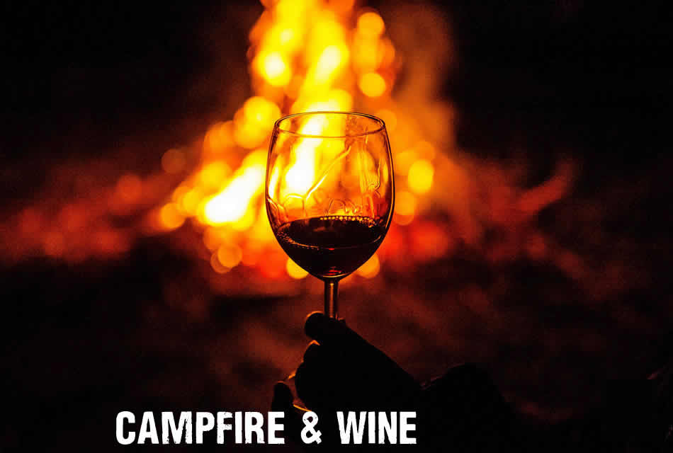Image result for campfire wine