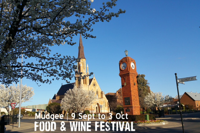 Mudgee Food And Wine Festival