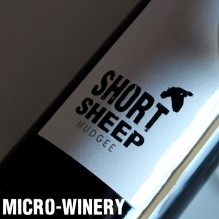Wine from SHORT SHEEP Micro-Winery